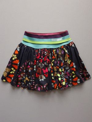 Desigual Girls Nevado Skirt
