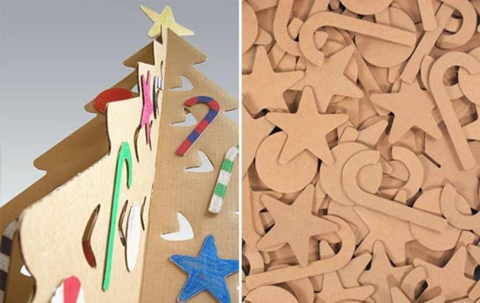 un-arbol-de-navidad-de-carton-para-decorar