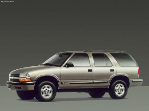 Отзывы о Chevrolet Blazer (Шевроле Блазер)