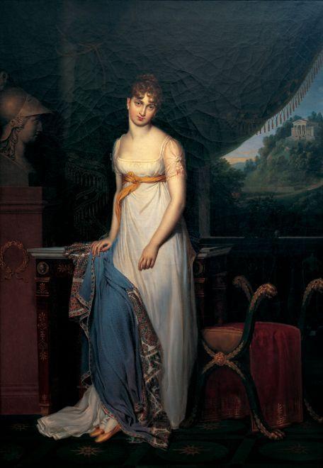 Leopoldine Esterházy,, René Théodore Berthoud - 1806