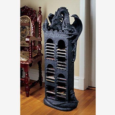 Gargoyle Lighting And Furniture Design: 10 To Keep Evil Away