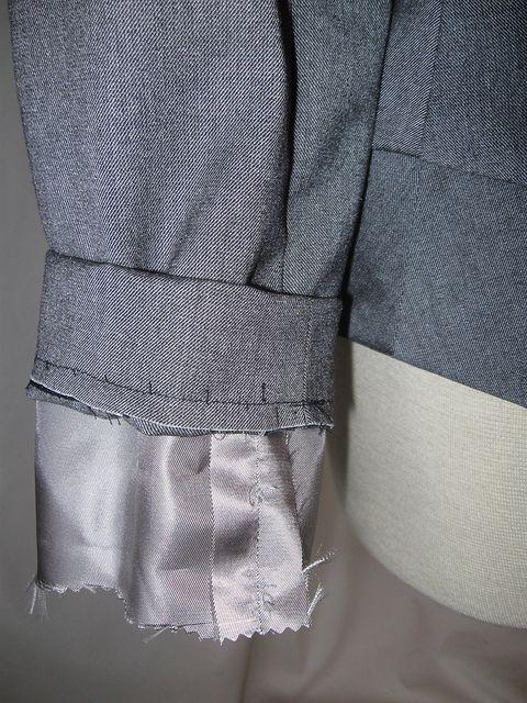 how to hem sleeves