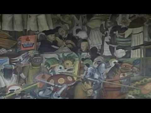 El muralismo en México - YouTube
