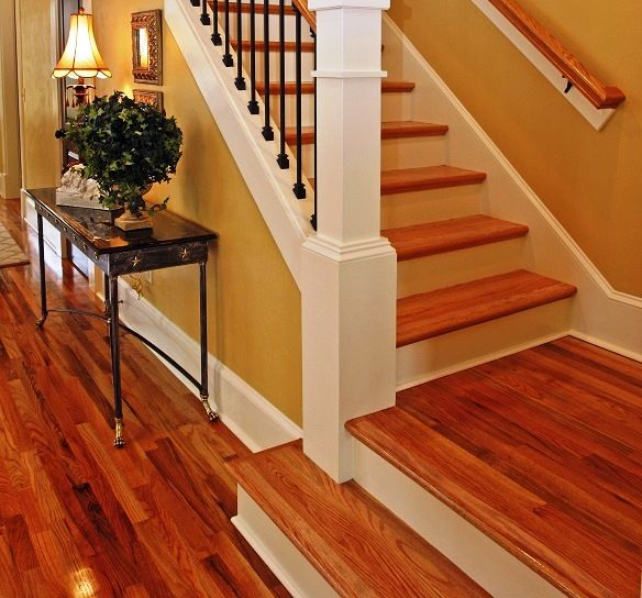 11 Best Images About Ideas For The House On Pinterest Woods: Is Wood Laminate  Stairs