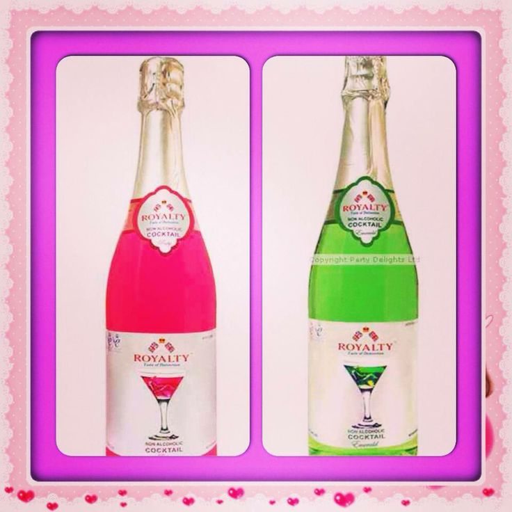Non Alcoholic Mocktails drinks included in our Essex Teen Spa and Parties !! xx