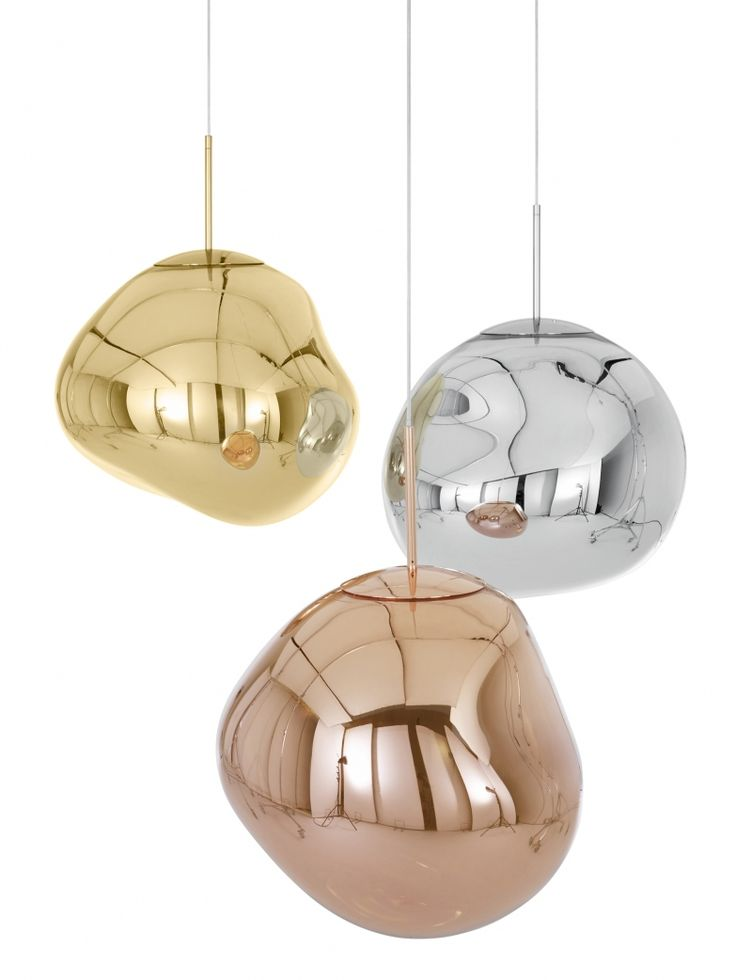 Tom Dixon Mini Melt Ceiling Pendant Light   Chrome From Lighting Direct.  Buy Online Today U2013 Free Next Day Delivery Available