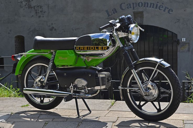 Kreidler RMC 1976 | Flickr - Photo Sharing!