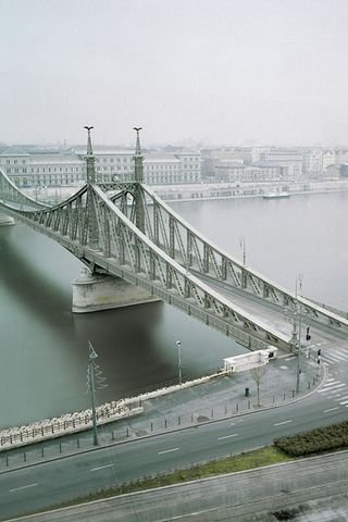 Budapest emberek nélkül