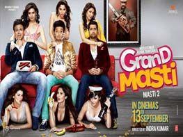 Grand Masti Movie Song Lyrics -TechLyrics