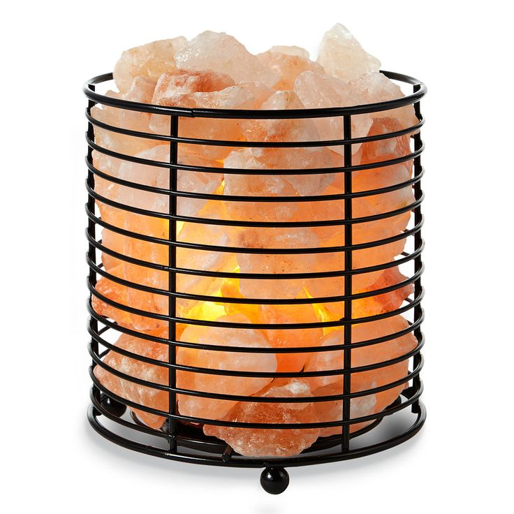 how to use a salt lamp