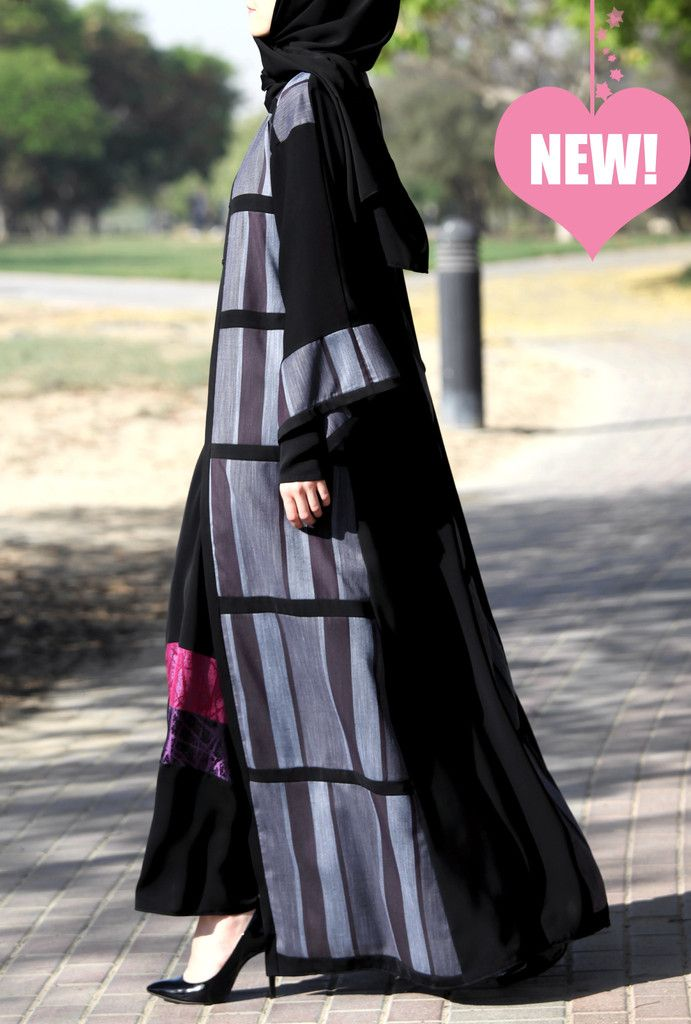 Patches Abaya #lanalik #abaya #fashion #islamic