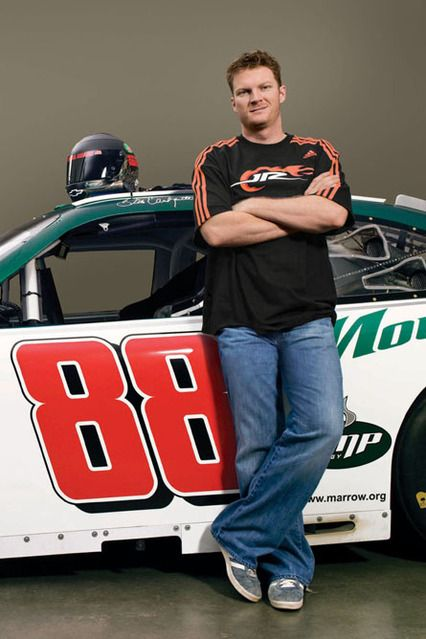 Dale Earnhardt Jr. and JR Motorsports to befeatured in Nationwide ...
