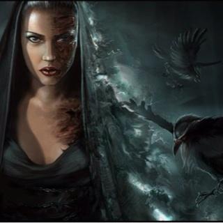 Hel, Norse goddess of the underworld