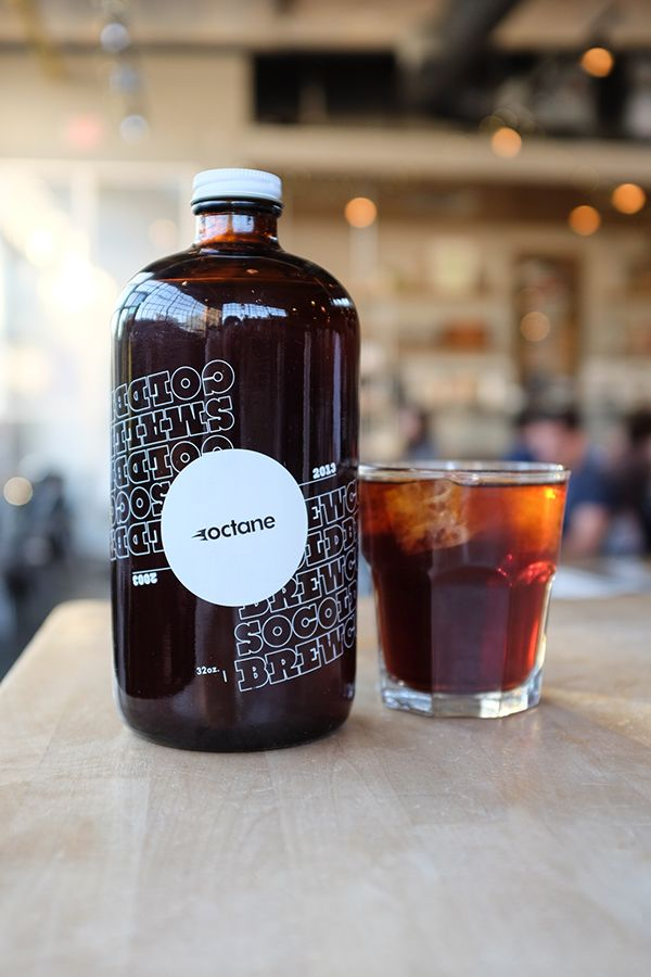 Octane Coffee - Cold Brew Growler