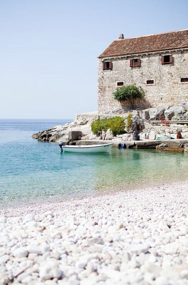 I have a lot of love for Croatia and I think the Dalmatian coast is...