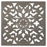 Found it at Wayfair - Zaria Handcrafted Medallion Wall Decor