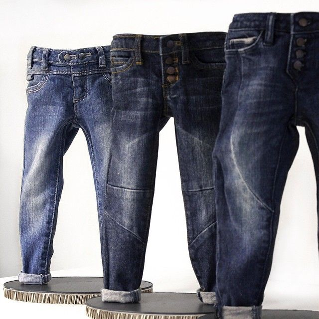 Cute OBJECT mini-jeans spotted at the office #objectfashion