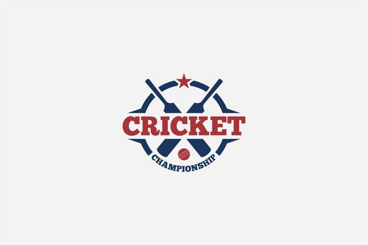 Cricket Logo 565215 Logos Design Bundles In 2020 Cricket Logo Logos Logo Templates