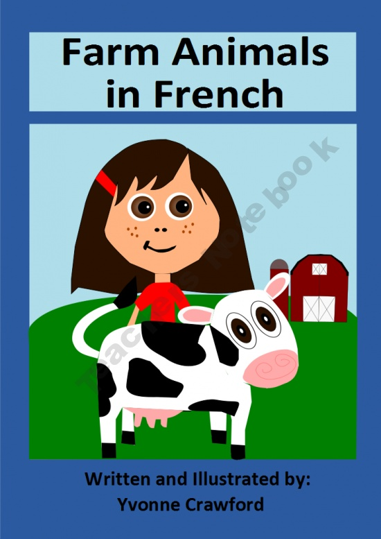30 best French Class: Animals images on Pinterest | DIY, African ...