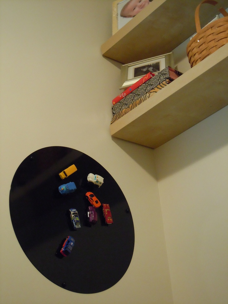 Best 25 hot wheels storage ideas on pinterest toy car for Magnetic board for kids ikea