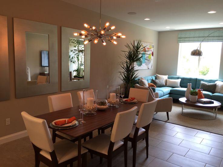 Residence One Kitchen - #modelhomes