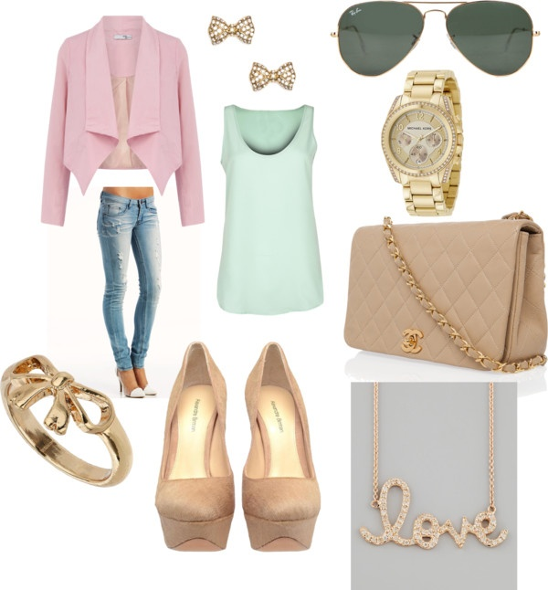 """purely pastel"" on Polyvore"
