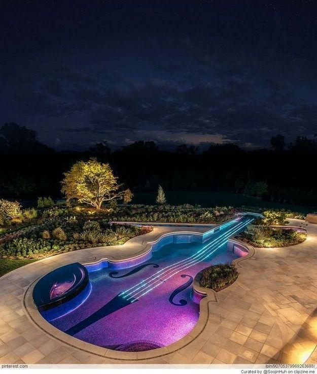 community post amazing pools that i love. beautiful ideas. Home Design Ideas