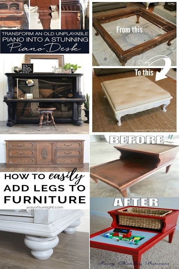 Repurposed Furniture Stores Near Me Making New Furniture Out Of