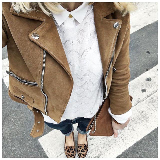 Les 25 meilleures id es de la cat gorie veste perfecto femme sur pinterest veste color e - Comment nettoyer une veste en cuir ...