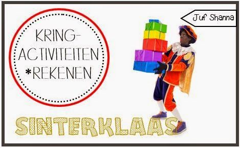 Website: www.jufshanna.nl Thema sinterklaas