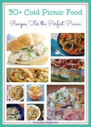Looking for picnic basket ideas? Then make sure you fill it with these awesome 50 cold picnic food recipes to rock your picnic!