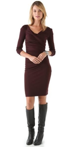 Wearing Boots with Dresses: Additional Things to Keep in Mind