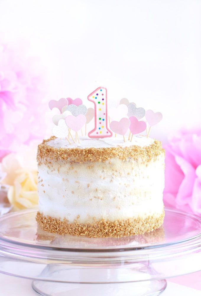 Amazing Healthy Smash Cake Recipe 1St Birthday Recipe In 2020 Smash Birthday Cards Printable Trancafe Filternl