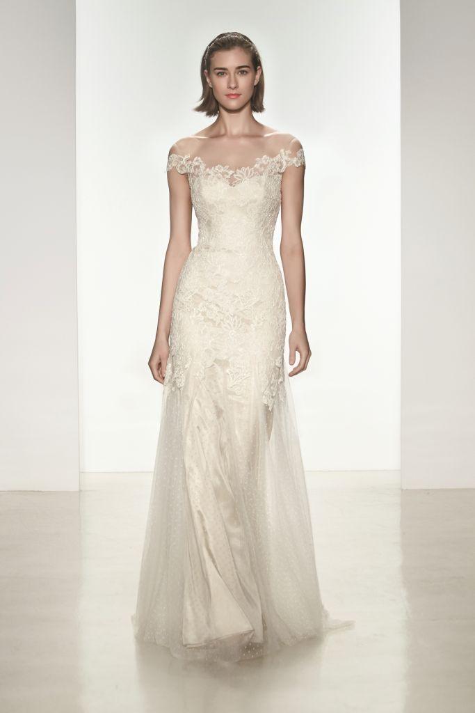 Christos Wedding Dresses Spring 2015 Collection