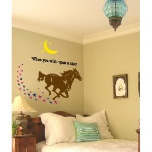 horse decorations for girls room | girls horse bedroom ideas horse themed bedding ... | Girls Room Ideas