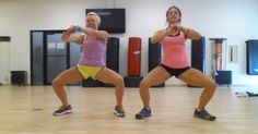 Get ready towork your legs, pelvic muscles, and core with this fun dance workout to Katy Perry's hit song Dark Horse! #workout #fitness