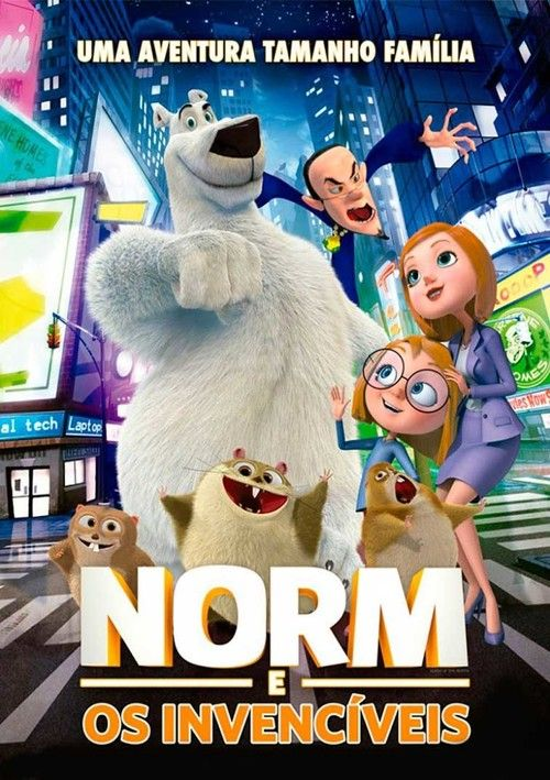 Watch Norm of the North Full-Movie