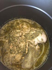 Pesto Ranch Chicken - IP