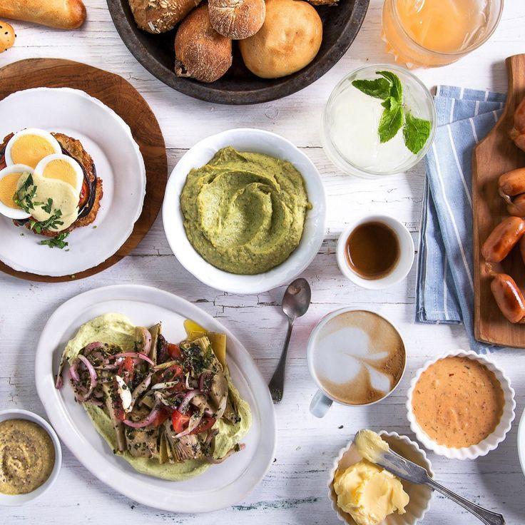 Vielfälitges Frühstück gibt es bei Benedict in Charlottenburg rund um die Uhr