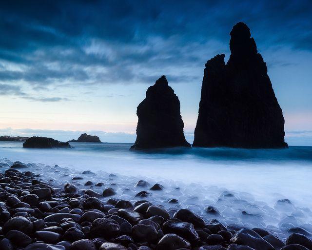 Ribeira da Janela, Madeira. 1 November 2013.