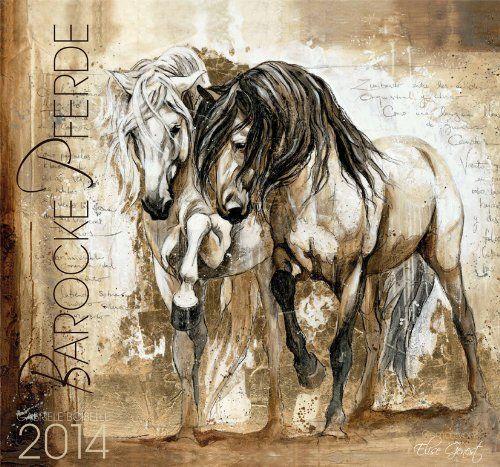 Barocke Pferde 2014 Kalender - Gemalt von Elise Genest - 62x58 cm von Elise Genest, http://www.amazon.de/dp/3944588061/ref=cm_sw_r_pi_dp_Getqsb0KMGZAR
