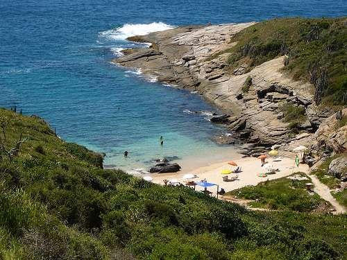 Praia Olho  de Boi - Buzios - Rio de Janeiro - Brazil