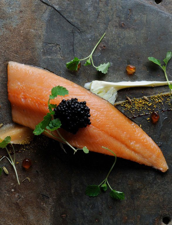 Curing your own fish has never been simpler with this zesty cured salmon recipe from Chris Horridge