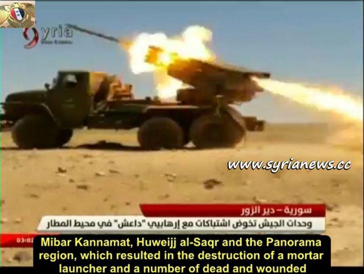 #SAA Operations against #ISIS in #DerEzzor and #Homs:   http://www.syrianews.cc/saa-operations-isis-der-ezzor-homs/ #Syria #FSA #alQaeda #Nusra #CIA #Tadmor #Turkey