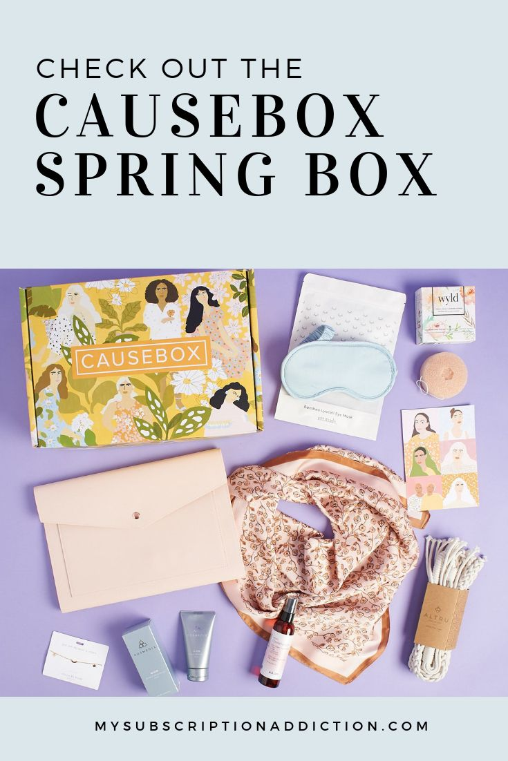 Causebox - cause box update today