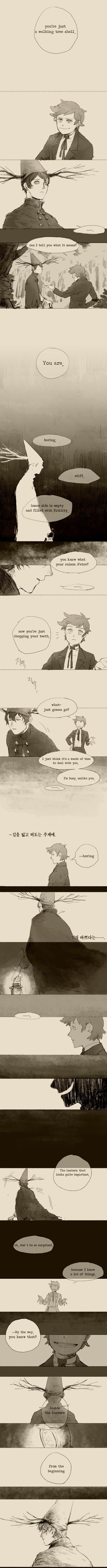 Over the garden wall art style   best Bad End Friends uc images on Pinterest  Cartoon crossovers