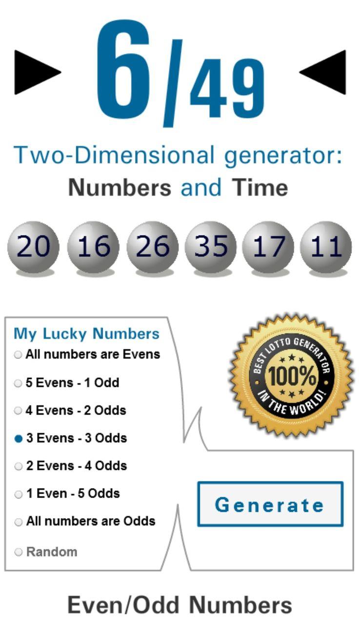 6 49 Lotto Winners