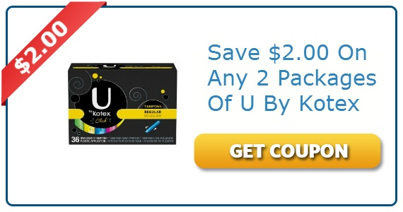 image regarding Marshalls Printable Coupons called U via kotex canada discount codes / Associate freebies section 1