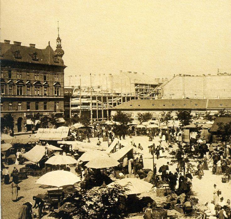 Klauzál tér, 1896