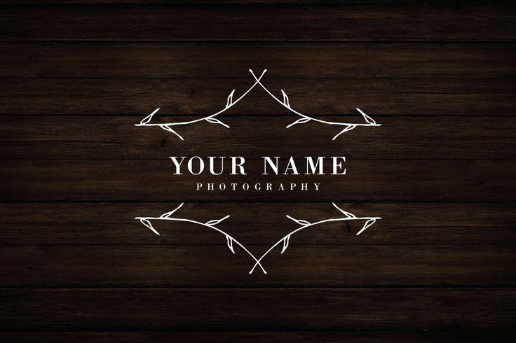 Design de Logo Fotografo - APLICAÇÕES SUPORTADAS  Adobe Illustrator, Adobe Photoshop  TIPOS DE ARQUIVO  AI, EPS, PSD - IA Produtos